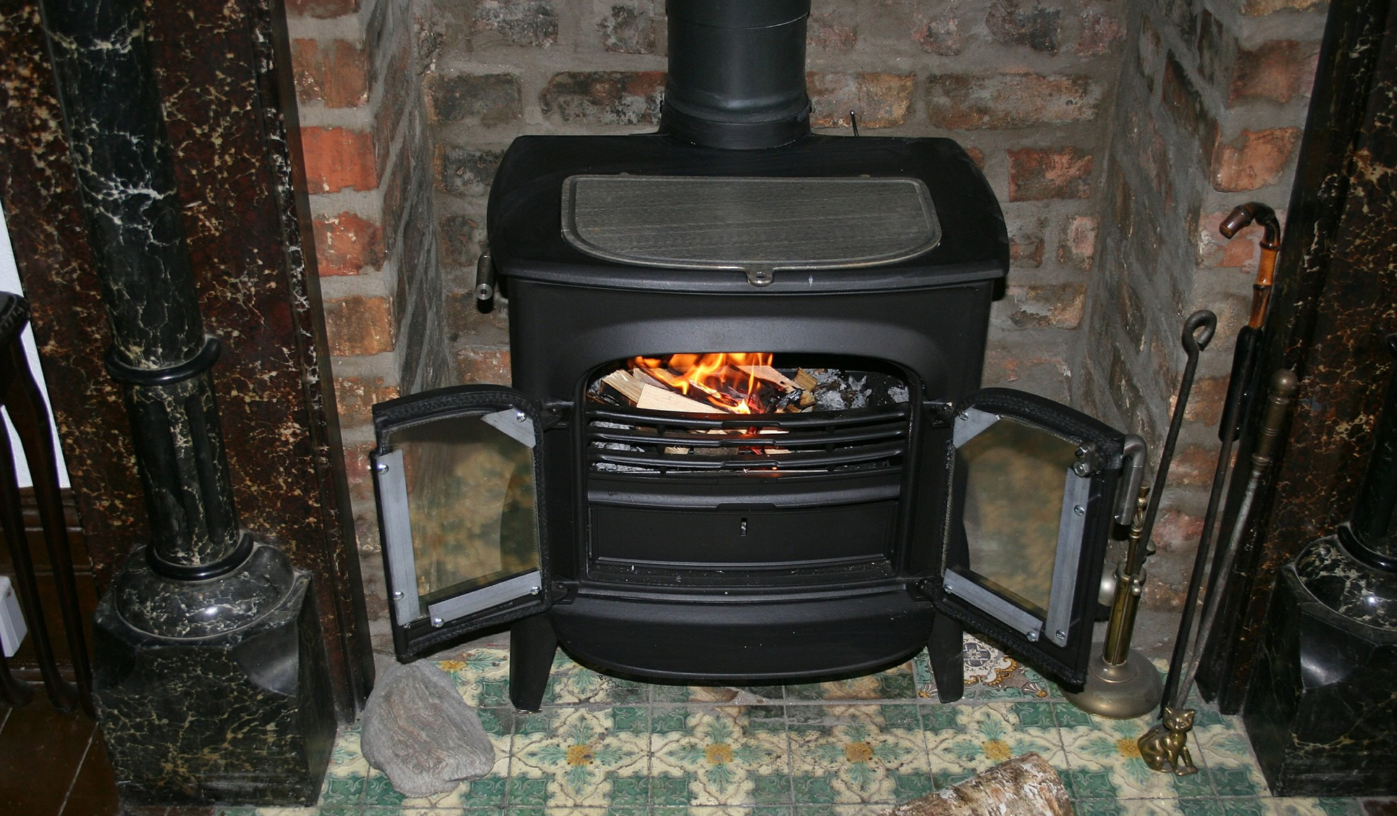 news logs for stoves in east kent